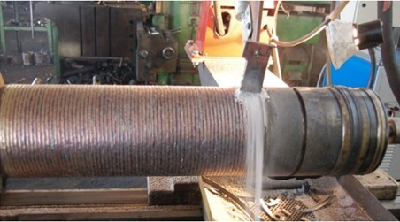 The-process-of-automatic-electric-arc-deposition-of-rods-of-hydraulic-cylinders